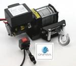 Elektrische Seilwinde ATV Quad 12V 1130kg 2500 lbs