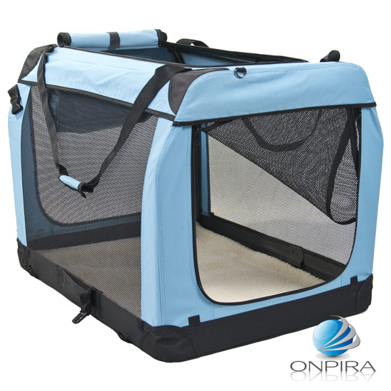 hundebox transportbox hundeh tte 102x69x69 cm neu ebay. Black Bedroom Furniture Sets. Home Design Ideas