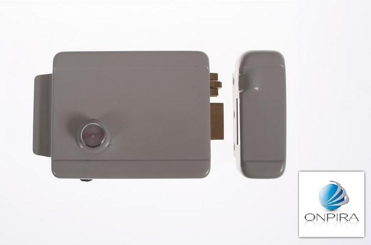 elektrischer t r ffner tor ffner kastenschloss t rschloss torschloss bis 65mm ebay. Black Bedroom Furniture Sets. Home Design Ideas