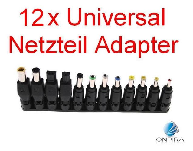 universal dc labornetzteil netzteil adapter netzteil stecker notebook laptop. Black Bedroom Furniture Sets. Home Design Ideas
