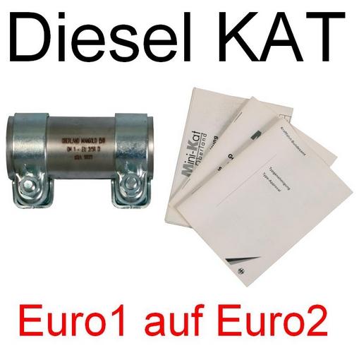 diesel kat katalysator oberland mercedes w202 w124 diesel. Black Bedroom Furniture Sets. Home Design Ideas