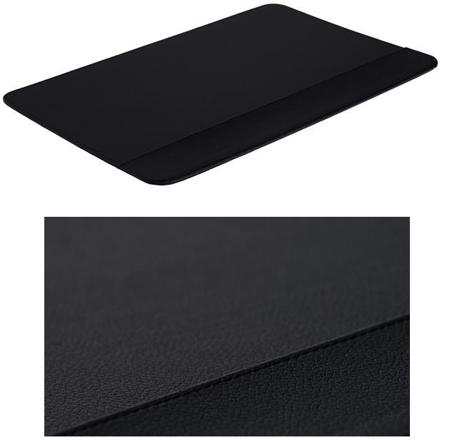 gro e schreibunterlage schreibtischunterlage schwarz kunst. Black Bedroom Furniture Sets. Home Design Ideas