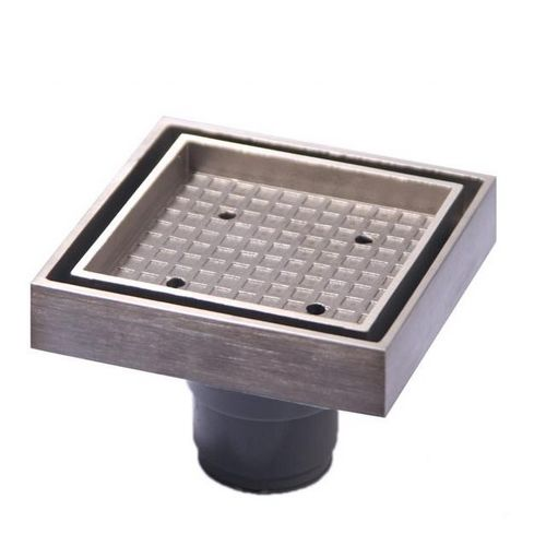 befliesbarer edelstahl bodenablauf duschablauf duschrinne geruchsverschluss ebay. Black Bedroom Furniture Sets. Home Design Ideas