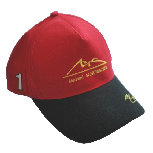 Schumi-Fan-Cap-Muetze-Formel-1-DTM-Michael-Schumacher-Basecap-Kappe-Motorsport