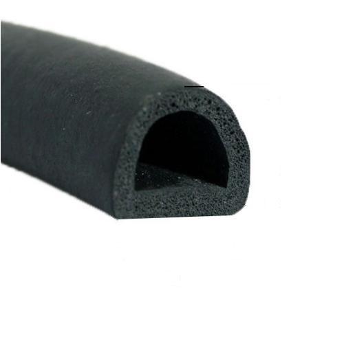 3m 12x11mm Gummidichtung Türdichtung Hubdach Glasdach Moosgummidichtung KFZ