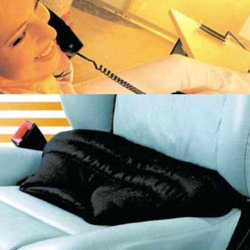 """Keilkissen """"Sitwell"""" ergonomisch für Auto und Zuhause"""