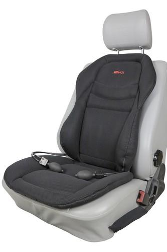 sitback sportsitz auflage f r autositz klimamatte. Black Bedroom Furniture Sets. Home Design Ideas