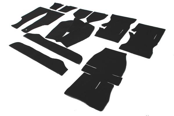 opel manta a auto teppich komplettes set schlingenware. Black Bedroom Furniture Sets. Home Design Ideas