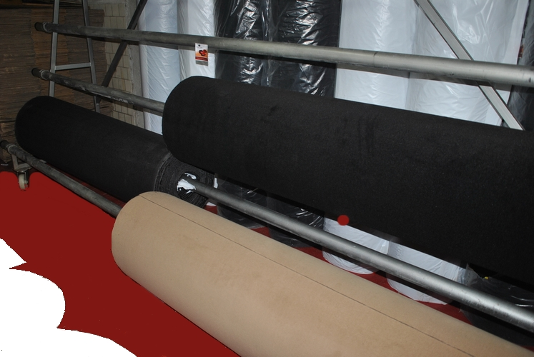 autoteppich meterware schlinge rot f r youngtimer oldtimer bus wohnmobil. Black Bedroom Furniture Sets. Home Design Ideas