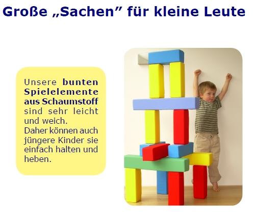 bausteine aus schaumstoff 22 baukl tze von molbos plus set kindergarten hort ebay. Black Bedroom Furniture Sets. Home Design Ideas