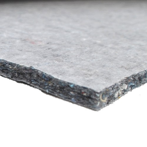 KFZ Innenraum Dämmung Dämmmatte grau ca. 16 mm 90 x 80 cm selbstklebend