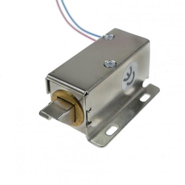 Türöffner 12V Magnetverriegelung Zugmagnet Hubmagnet Elektromagnet Riegel