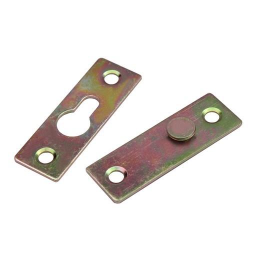 Steckverbinder Möbelverbinder Bettverbinder Couchverbinder Metallverbinder 7-17
