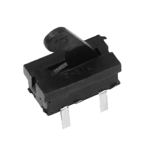 10x Miniatur Taster WS-XW-03 Drucktaster Mikrotaster Mikroschalter mini