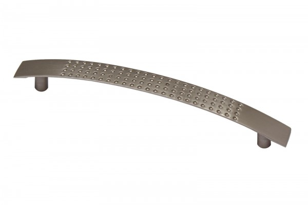 Bogengriff Edelstahl-Optik 96mm Möbelgriffe Möbelgriff Stangengriffe Griff