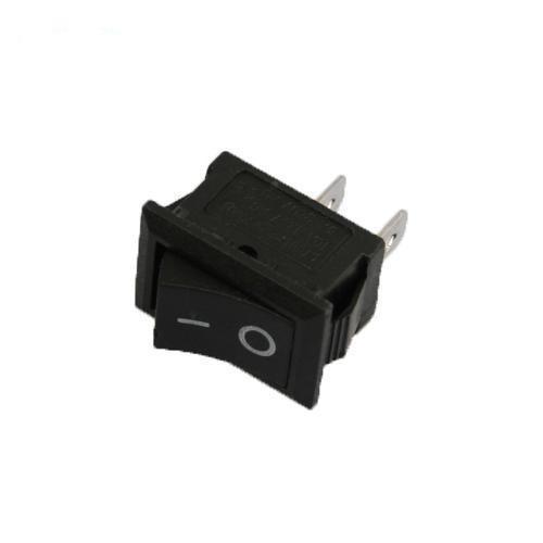 20 x Wippschalter schwarz Wippenschalter Schalter 1x EIN/AUS 12x20mm 250V 10A