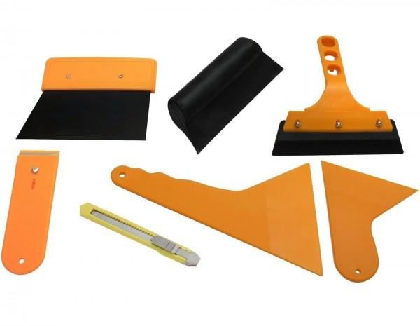 Folien Rakel Set Tönungsfolie Sonnenschutz Folie Montage Abziehen Werkzeug