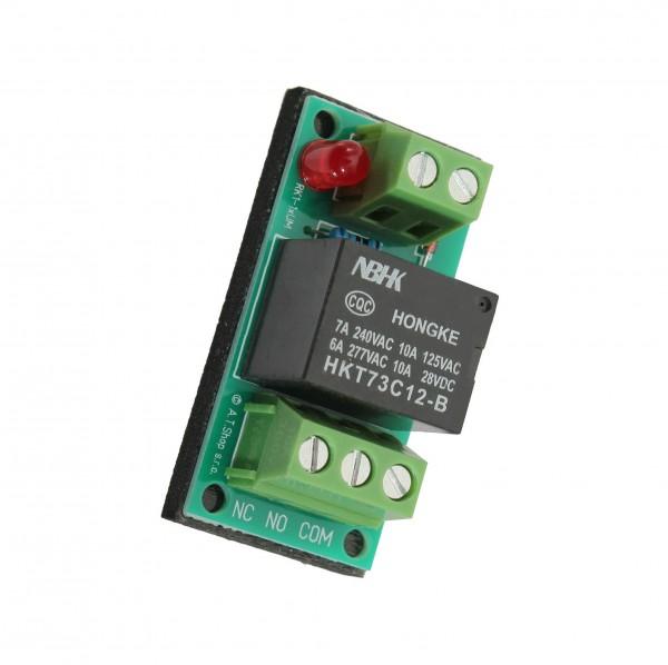 Fertige 12V Relaiskarte 1xUM Relaisplatine Relais 12 Volt Spannung bis 10A