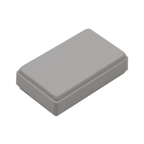 10x Kunststoff Gehäuse 58x35x15mm Grau Leergehäuse Kleingehäuse Plastik