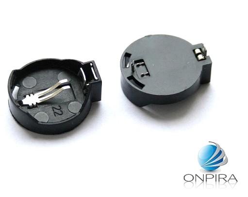 7x Batteriehalter für Knopfzelle CR2016 CR2025 CR2032