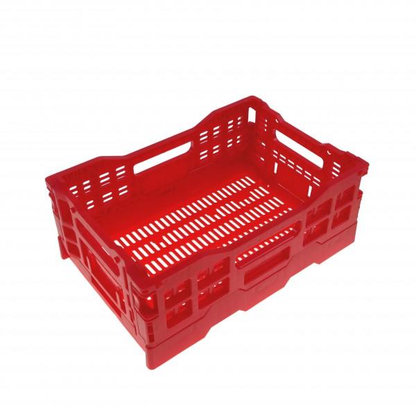 5x   10x   20x Mini Stapelbox Klappbox Sortimentsbox Aufbewahrungsbox verschiedene Farben