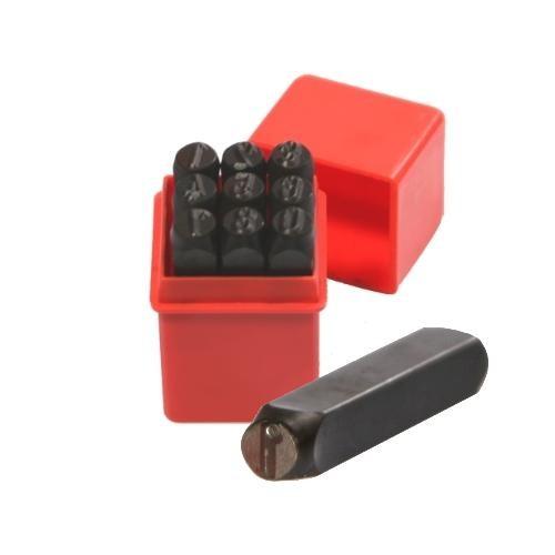 4mm Schlagzahlen (0-9) Schlagstempel Prägestempel