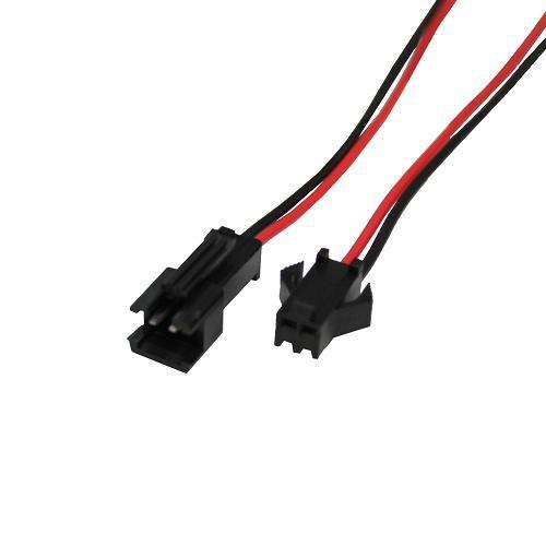 5x 2 Pol. Steckverbindung Kabel Balancerkabel Lipo Akku Stecker Kupplung Kyosho