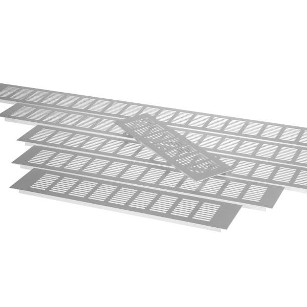 Exklusives Aluminium Lüftungsgitter Belüftungsgitter Belüftung Lüftungsblech ALU