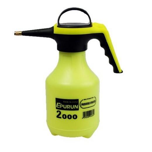 2 Liter Drucksprüher Pumpsprüher Pumpsprühflasche Sprühflasche Zerstäuber