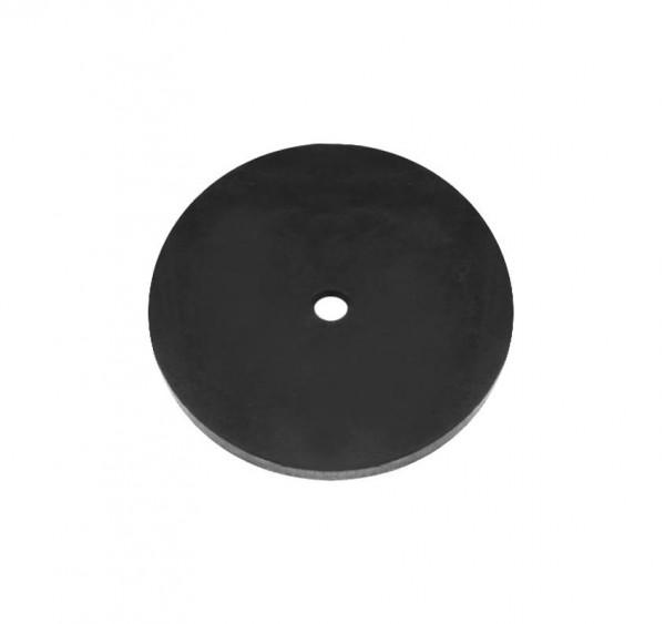 100x Gummi 20x2mm Unterlegscheibe Gummischeibe Gummischeiben Unterlegscheiben