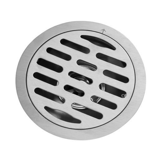 Ø120mm Edelstahl Duschablauf Bodenablauf Duschrinne Geruchsverschluss Ablauf