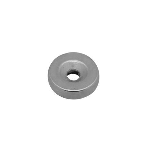 10x Ø 12x3mm Neodym Magnet Bohrloch 3mm Loch Power Magnete