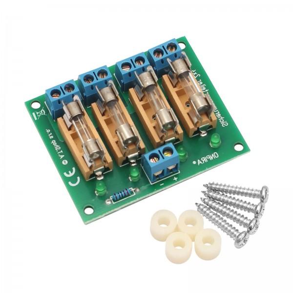 ONPIRA Stromverteiler Verteiler 12A belastbar Modellbau Sicherungsverteiler