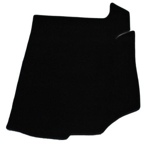 Opel Manta B Kofferraummatte Schlinge schwarz Keder Kunstleder