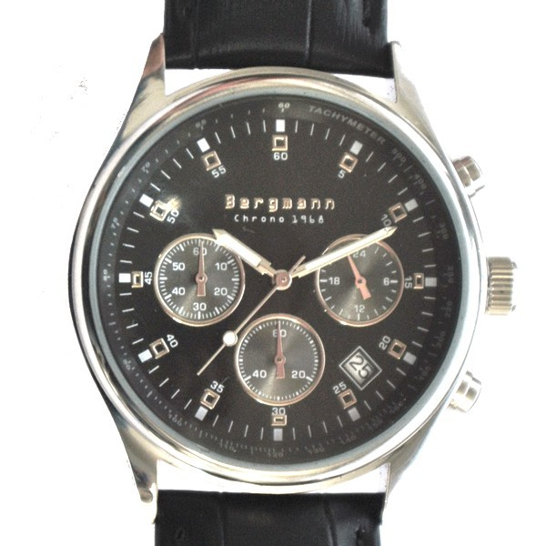 Bergmann Uhr Chronograph 1968
