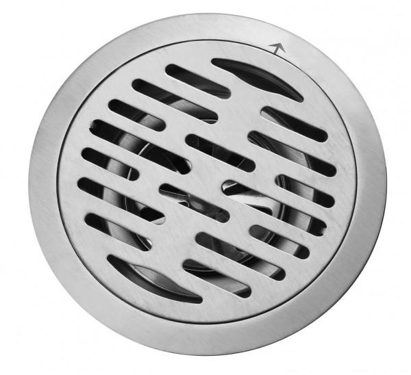 Ø150mm Edelstahl Duschablauf Bodenablauf Duschrinne Geruchsverschluss Ablauf