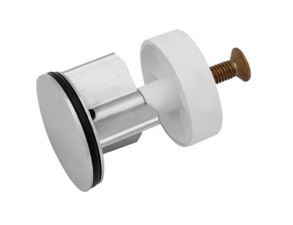 Ø38mm Waschbecken Stopfen Stöpsel für Excenter-Ablaufgarnitur Waschtisch Abfluss