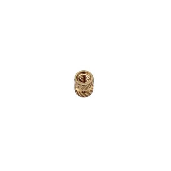 50x M1,4 Miniatur Gewindemuffe Blechschrauben Schraube mini Schrauben Buchse