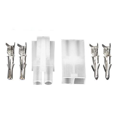 10 Paar Tamiya Stecker Kupplung Lipo 13,4mm Akku Buchse