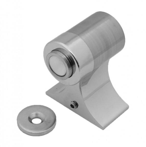 Design Edelstahl Türstopper Bodentürstopper Magnet Bodentürpuffer Puffer