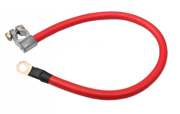 Plusleitung Rot Batteriekabel Batterieklemme Massekabel KFZ LKW Isoliert