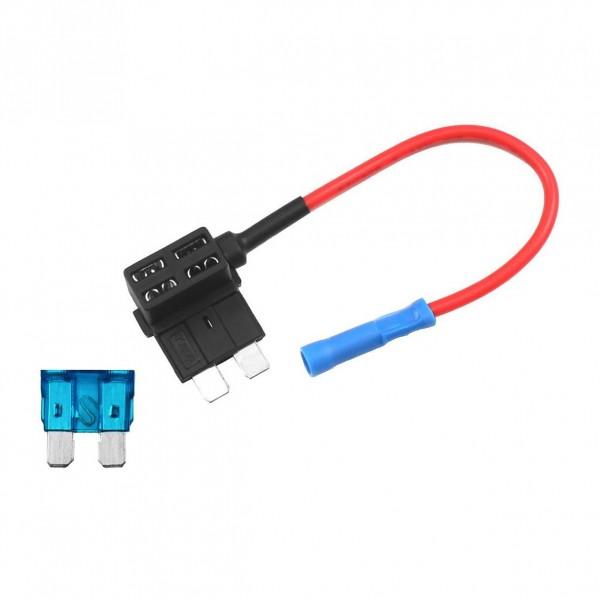 Stromabgreifer KFZ Standart Stromabzweiger Stromdieb Sicherung Verteiler ATC ATO