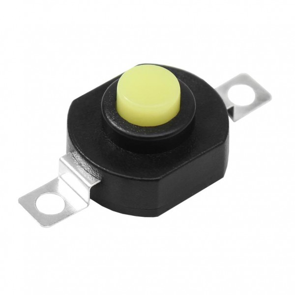 10x Miniatur Schalter 14x12x9mm 1,5A Druckschalter Modellbau mini Universal