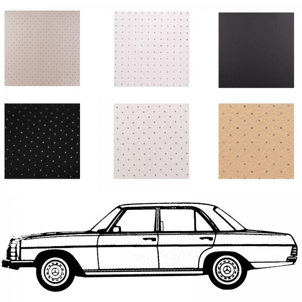 Dachhimmel Mercedes W114/W115 Limousine Strich8 ohne SD verschiedene Ausführungen