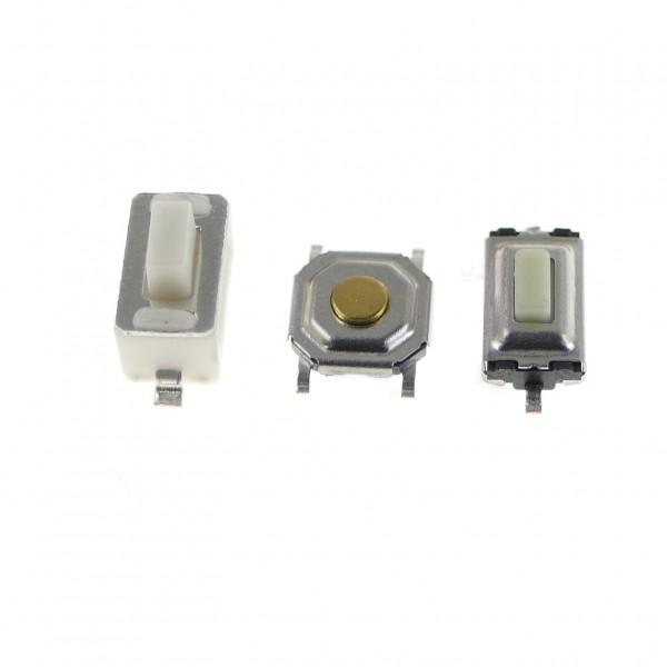 Taster SMD SUB Miniatur Sortiment 30 Stück Ersatzteil Fernbedienung Autoradio MP3
