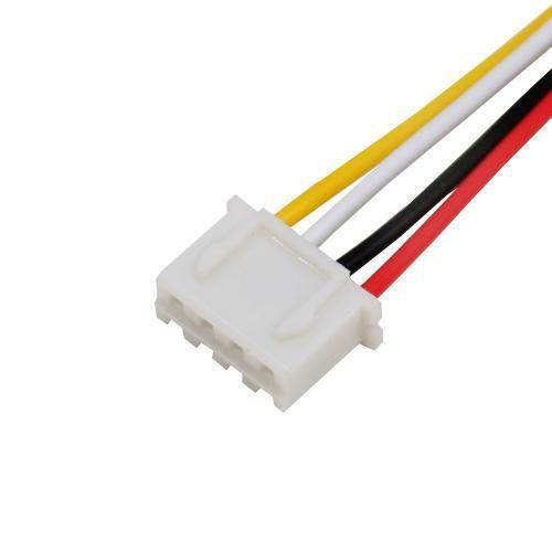 10 Stück 4 Pol. XH Kupplung Kabel 3S Lipo Balancerkabel Buchsen Stecker