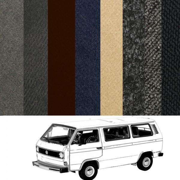 VW T3 Bus Diesel kompletter Teppich