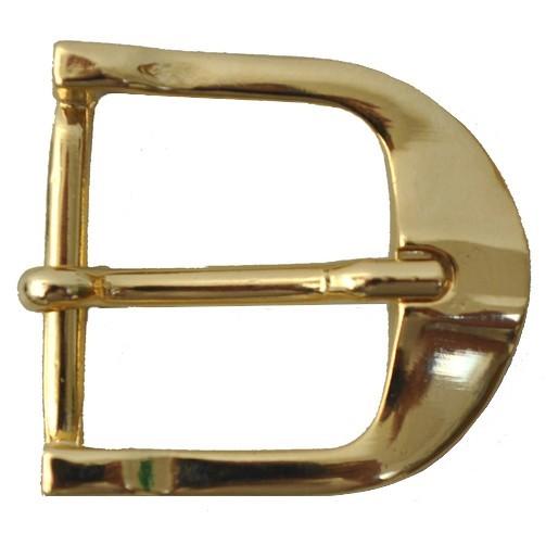 """Gürtelschnalle """"Gold"""" Gürtelschließe Zierschnalle für 25mm Gürtel Buckle"""