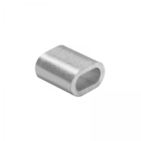 Aluminium Pressklemmen Pressklemme Presshülsen Seilklemmen Drahtseilklemmen ALU