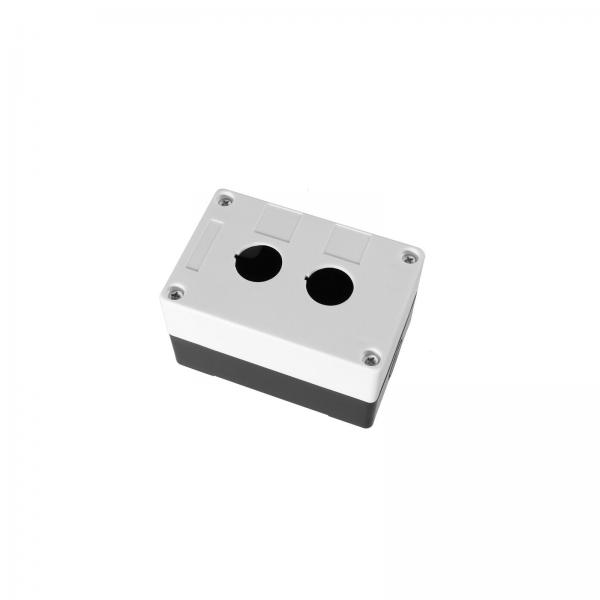 Aufputz Gehäuse Aufbaugehäuse 22mm Drucktaster Taster Schalter Leuchtmelder Tor